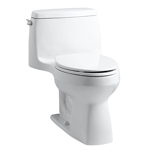 Kohler, Cimarron® 1.28 GPF Toilet with AquaPiston® Flush Technology From Kohler