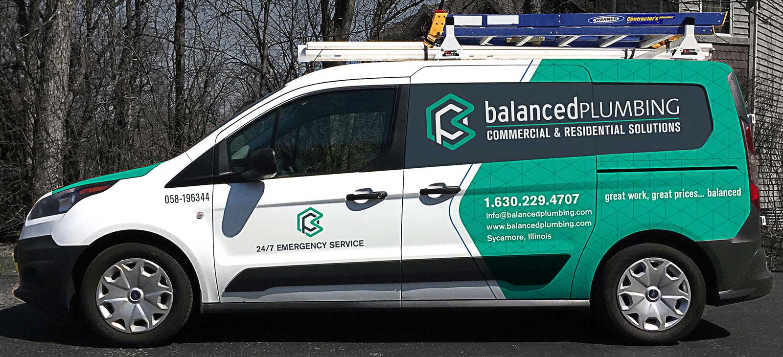Blanced Plumbing Sewer Services in Clare, Il